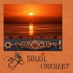 Bracelet soleil couchant