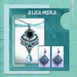 Parure Alhambra